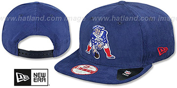 New England Patriots Throwback Nfl Hats