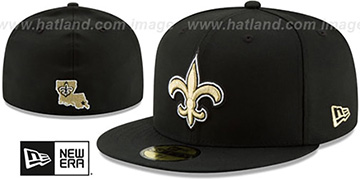 outlet store 97050 f82da New Orleans Saints Hats