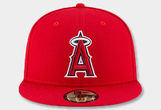 best service clearance sale shoes for cheap Los Angeles Angels 2015 JULY 4TH STARS N STRIPES Hat