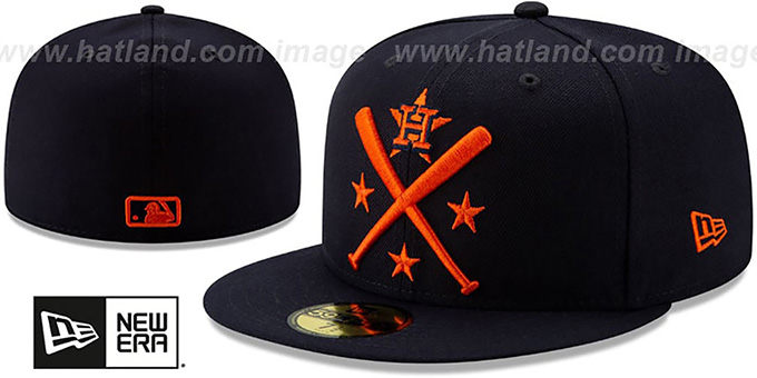 multiple colors 12345 e7402 Astros '2019 MLB ALL-STAR ALTERNATE WORKOUT' Navy Fitted Hat by New Era