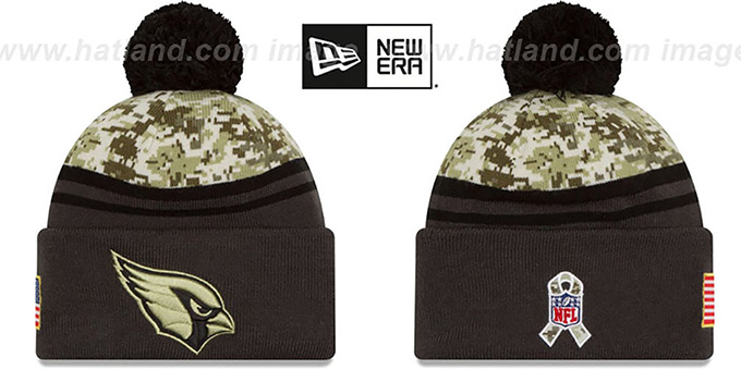 2016 SALUTE-TO-SERVICE Knit Beanie Hat