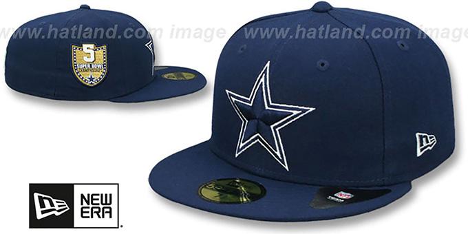 new era dallas cowboys cap