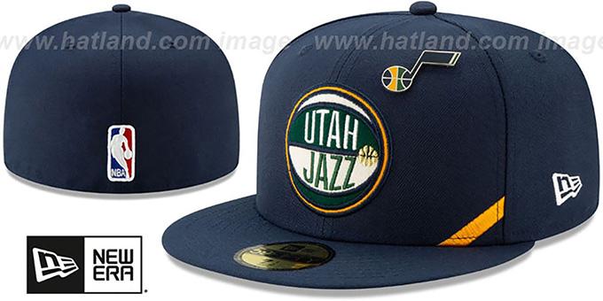 NBA 2019 DRAFT Utah Jazz New Era Snapback Cap