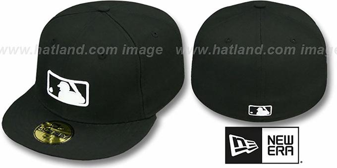 sprzedaż usa online ładne buty najtańszy MLB 'UMPIRE' Black Fitted Hat by New Era