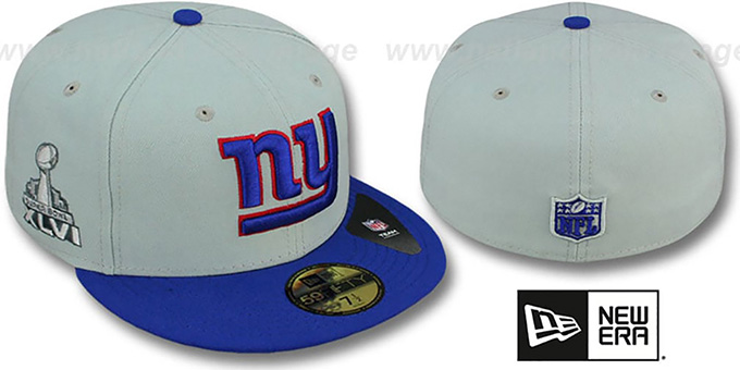 new york giants fitted hats