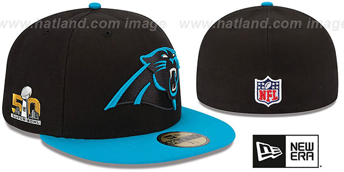 Carolina Panthers NFL SUPER BOWL 50