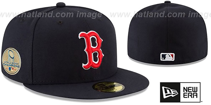 release date 536a6 d6379 Red Sox '2018 WORLD SERIES' CHAMPIONS GAME Hat by New Era