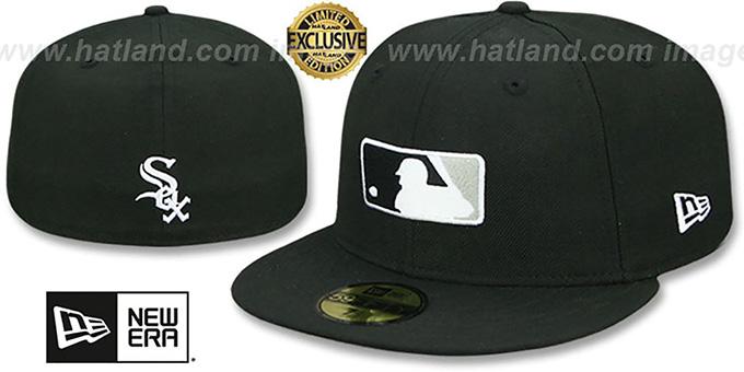 White Sox 'TEAM MLB UMPIRE' Black Hat by New Era