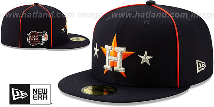 best service 27b14 61692 Astros '2019 MLB ALL-STAR GAME' Fitted Hat by New Era